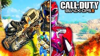 Black Ops 3 - Ninja Montage! (Epic Power Rangers Special) | Ninja Defuses, Trolling, Crossmaps!