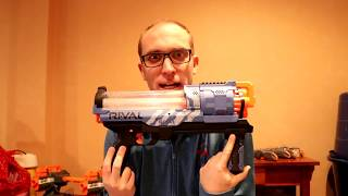 Nerf War:  Mail Time Mayhem 34 It