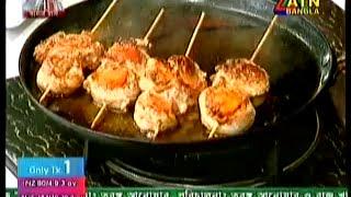 Chicken Ring Kabab - Recipe by Meherun Nessa presented at ATN RANNA GHOR (every Saturday11:30 AM)