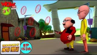 Bom Yang Tidak Terlihat - Motu Patlu dalam Bahasa - Animasi 3D Kartun