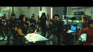 Space Battleship Yamato Battle Scene (With Cannons)