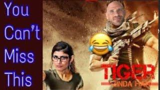 Tiger Zinda Hai Trailer Ft. Johnny Sins & Mia Khalifa