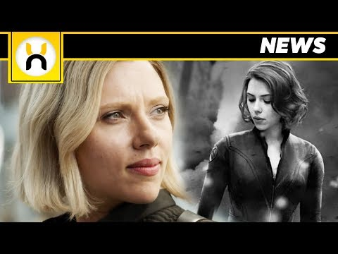 Black Widow Film Confirmed With Writer Hired