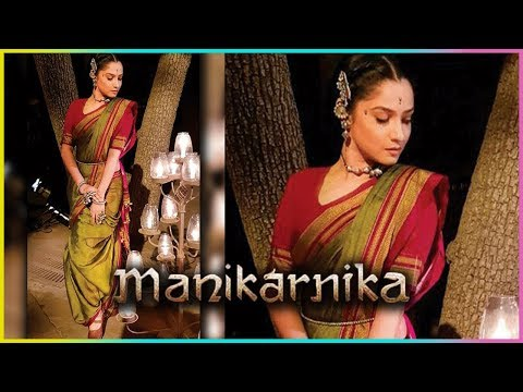 Xxx Mp4 Ankita Lokhande S FIRST LOOK From Her Bollywood Debut Manikarnika 3gp Sex