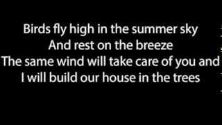U2  Ordinary Love With Lyrics