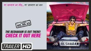 Besharam Film Official Trailer | Ranbir Kapoor,Pallavi Sharda | HD