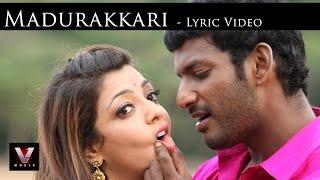 Paayum Puli - Marudhakaari - Lyric Video | D Imman | Vishal | Kajal Aggarwal | Suseenthiran