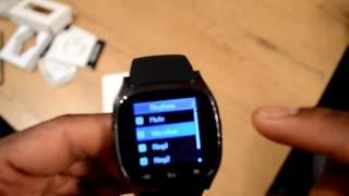 Rwatch R26 M26 U8 Smartwatch Unboxing