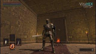 Fallen Knight - Dark Souls Playstation Vita