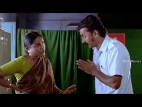 Saranya Comedy Scene @ Blood Donation Camp -