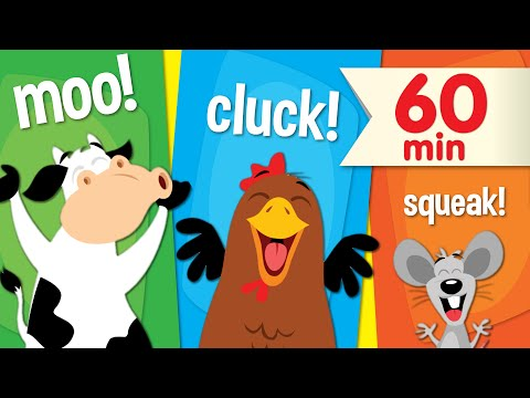Animal Sounds Songs More Super Simple Songs for Kids