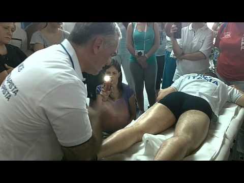 Massaggio Sportivo Pre Gara