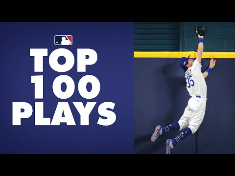 The Top 100 Plays of 2020 MLB Highlights