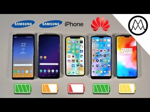 Xxx Mp4 Samsung Note 9 Vs S9 IPhone X OnePlus 6 Battery Life DRAIN TEST 3gp Sex