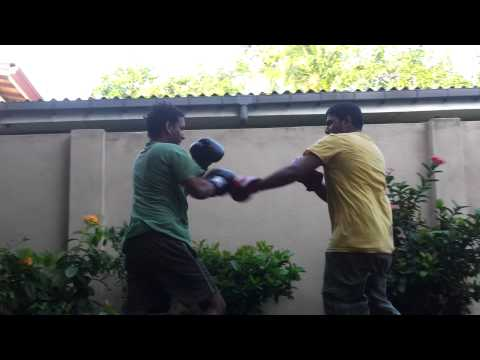 kick boxing (ratmalana) Devaka vs Mahee