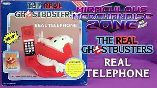 MMZ: The Real Ghostbusters Real Telephone