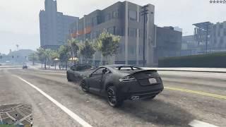 GTA V Craziest Free Ride 6 Very Funny Video 😂😂😂😎