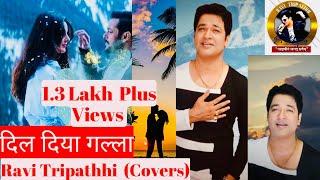 Dil Diya Gallan | Tiger Zinda Hai | With Lyrics | Ravi Tripathi Official
