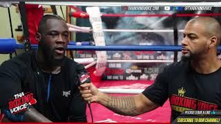 🔴Deontay Wilder Breaks Down Tony Bellew vs David Haye Tony Bellew Was Smart Not to Fight Me