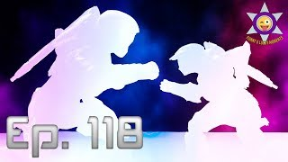 Halo Funny and Lucky Moments Ep. 118