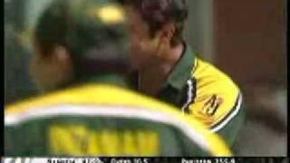 Wasim Akram 500th ODI wicket