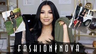 Top Fashion Nova Items || PREGNANCY EDITION