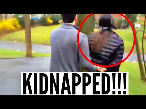 I WAS KIDNAPPED!!!