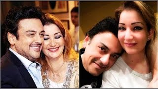 Adnan Sami blessed with a baby girl, calls her 'lucky charm'