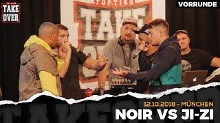 Noir vs. JI-ZI - Takeover Freestyle Contest | München 12.10.18 (VR 1/4)