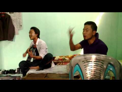 Sema vs Lotha.. Song war ~Very funny..must watch!!(Nagaland)