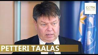 Interview de Petteri Taalas, secrétaire général de l'OMM