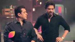 Raees Big Boss 10 Promo Video - Salman Khan and Shahrukh Khan