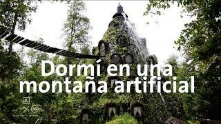 Dormí en la Montaña Mágica! #Chile 22 | Alan por el mundo