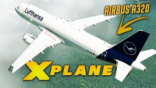 X Plane 11 — Auf einmal ist alles anders.. — XPlane 11 Airbus A320