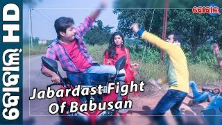 JABARDAST FIGHT OF BABUSAN TO SAVE HIS LOVE SEETAL