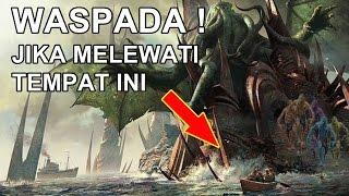 6 Kerajaan Jin Terkuat dan Terbesar di Lautan, Salah Satunya Ada di Indonesia...