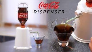 DIY Dispenser - How to Make a Soda Dispenser