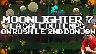 La salle du temps, on rush le 2nd donjon ! - Moonlighter - LRB