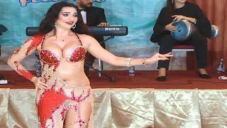 YULIA REDKOUS Hot Belly Dance   رقص ساخن