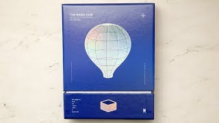 Unboxing | BTS 2017 LIVE TRILOGY EPISODE III THE WINGS TOUR in Seoul (3DVD)