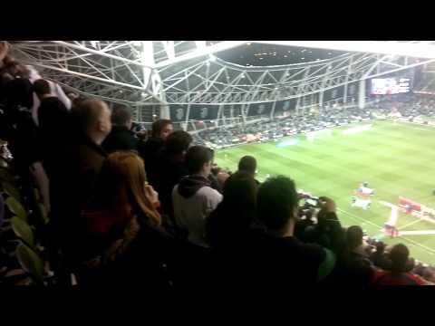 Aviva Stadium - Irlanda x Rep. Tcheca