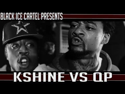 QP VS K-SHINE // BLACK ICE CARTEL // THE FORMAT VOL 2