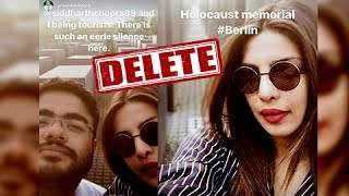 Priyanka Chopra DELETES Her Holocaust Memorial Selfie Post Twitter Backlash