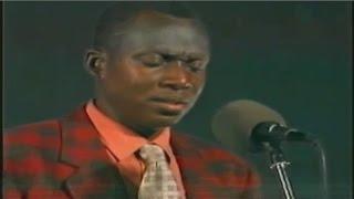 Charles MOMBAYA Tu Es Dieu