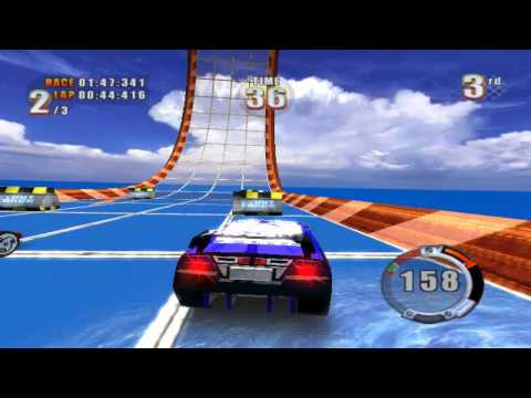 Hot Wheels Stunt Track Challenge Monsters Of The Deep 720p HD