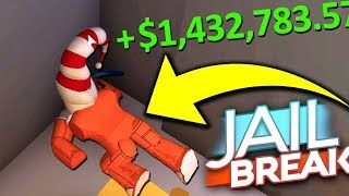 THIS JAILBREAK GLITCH EARNS YOU SO MUCH CASH *WORKING*