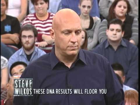Xxx Mp4 These DNA Results Will Floor You The Steve Wilkos Show 3gp Sex