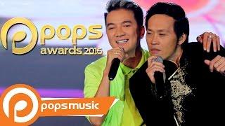 Lễ Trao Giải POPS Awards 2016 I Hoài Linh, Đàm Vĩnh Hưng,Thanh Hà, Vân Sơn,Trúc Nhân,Hoàng Thùy Linh