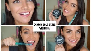 Carbon Co Co Activated Charcoal Teeth Whitening Powder