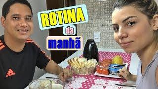 VLOG ROTINA REAL DA MANHÃ   #PahTodoDia  #23   Paloma Soares